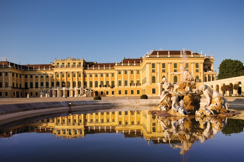 Schönbrunn - Bontour