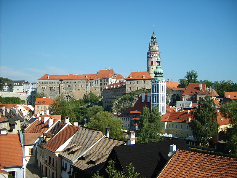 Český Krumlov - Bontour