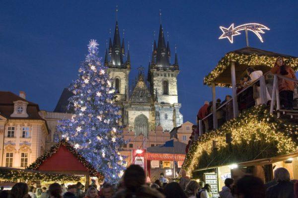 Bontour - Adventní Praha