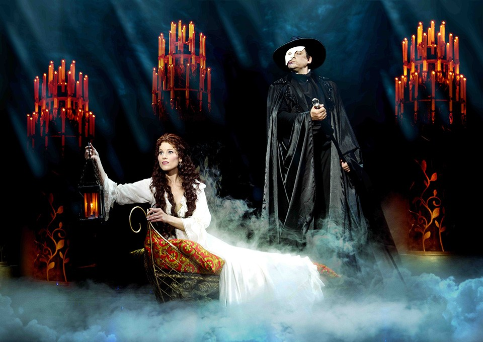 Fantom opery Bontour