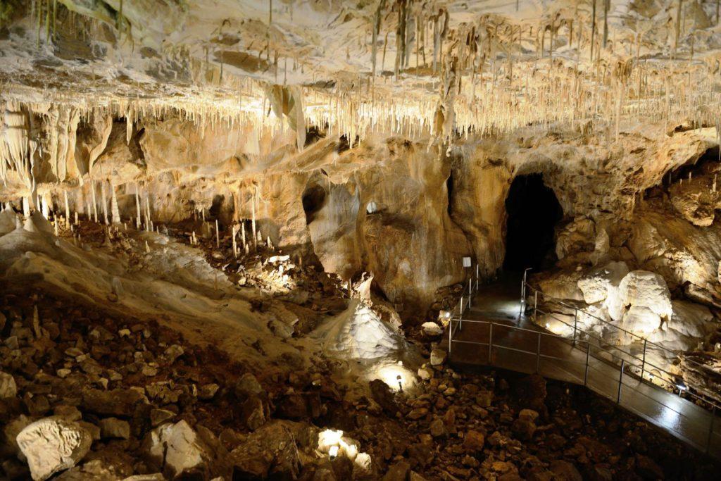 Javoříčské jeskyně - Bontour