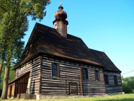 Kostel Svatého Michaela - Bontour
