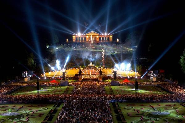 Noční koncert Vídeň - Bontour