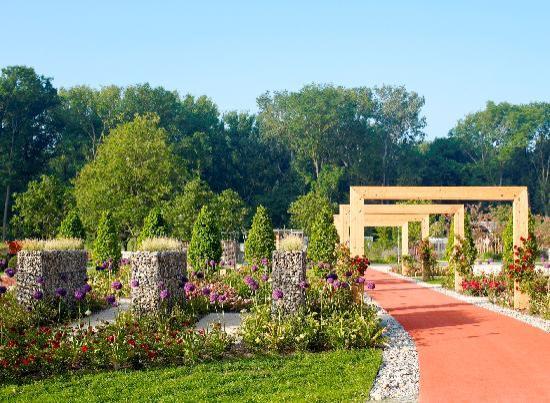 Zahrady Tulln - Bontour