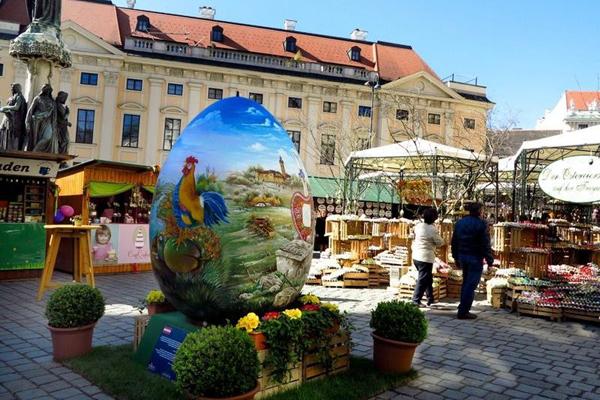 Vídeň Velikonoce - Bontour