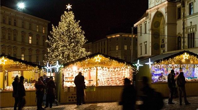 Bontour - Vánoční trhy Olomouc