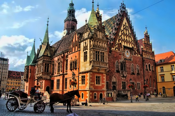 Adventní Wroclaw - Bontour