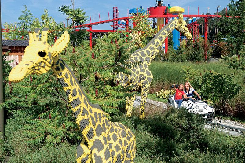 Lego Adventure Land - Bontour