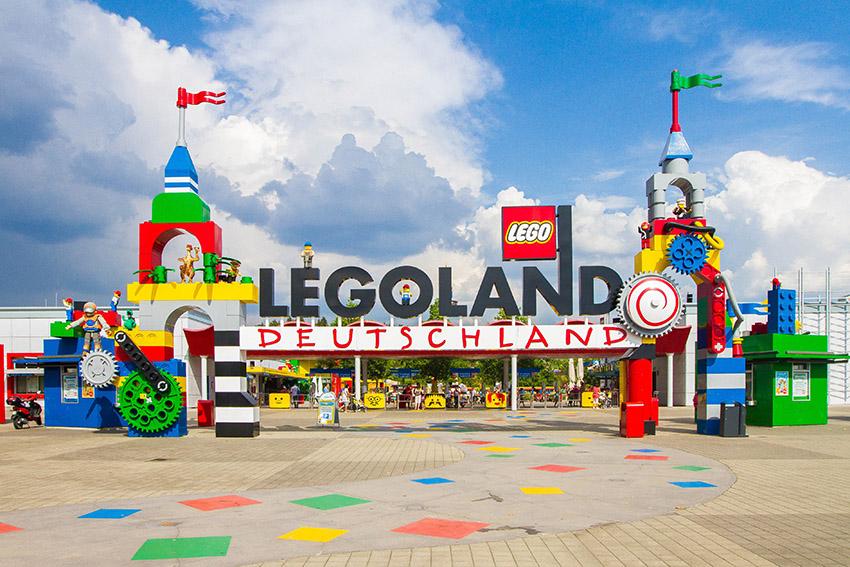Legoland v Günzburgu - Bontour