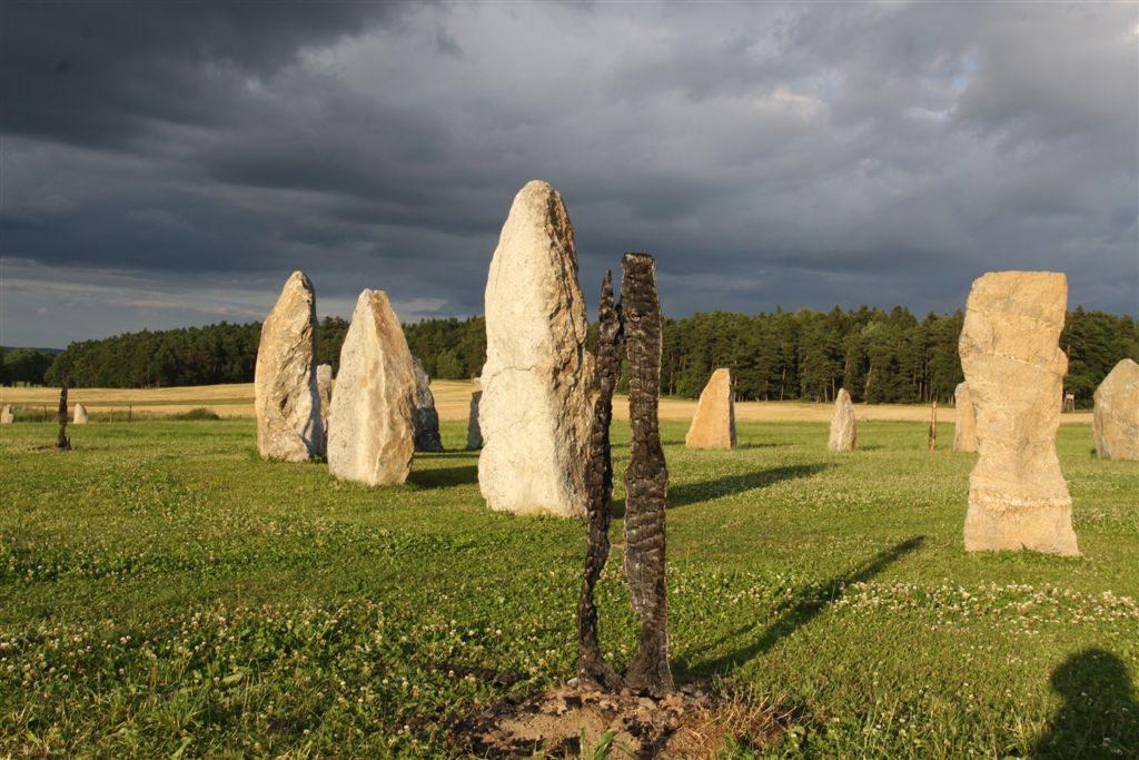 Jihočeský Stonehenge - Bontour