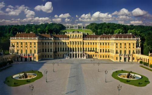Bontour - zámek Schönbrunn
