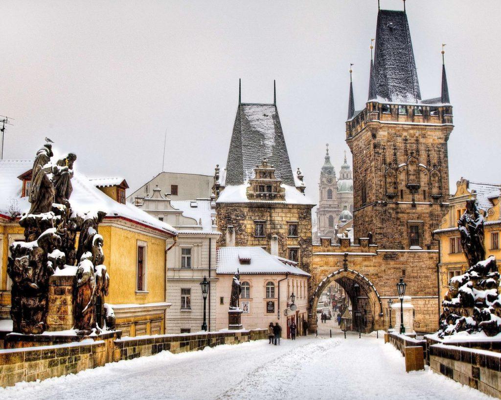 Adventní Praha - Bontour