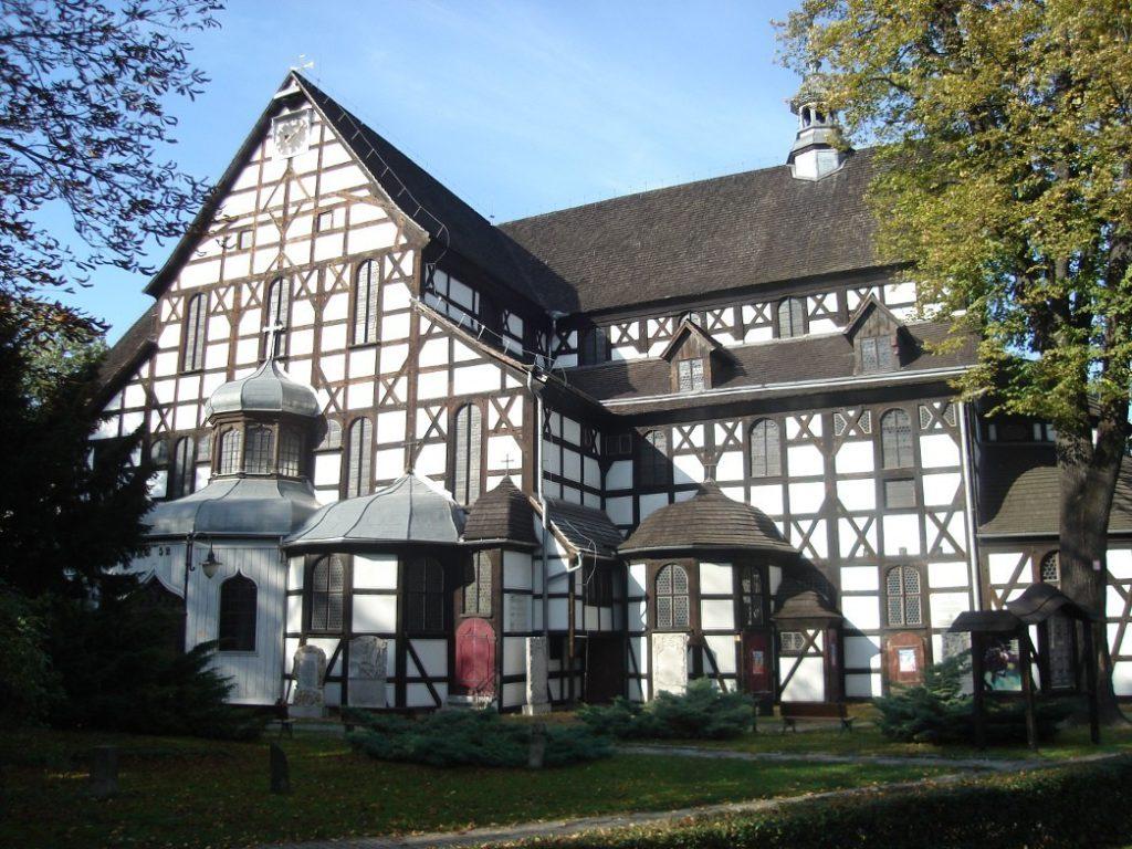 Kostel Míru Svídnice - Bontour