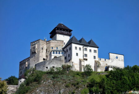 Bontour - Trenčínský hrad
