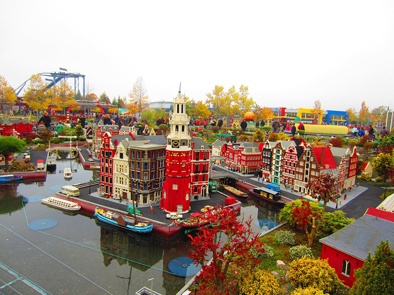 Lego Miniland - Bontour