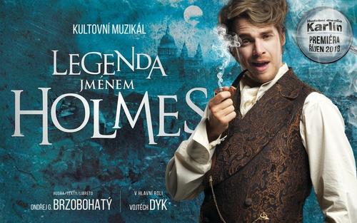 Legenda jménem Holmes - Bontour
