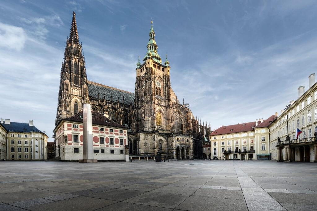 Pražský hrad - Bontour