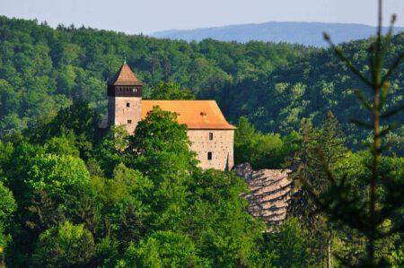 Hrad Litice nad Orlicí - Bontour