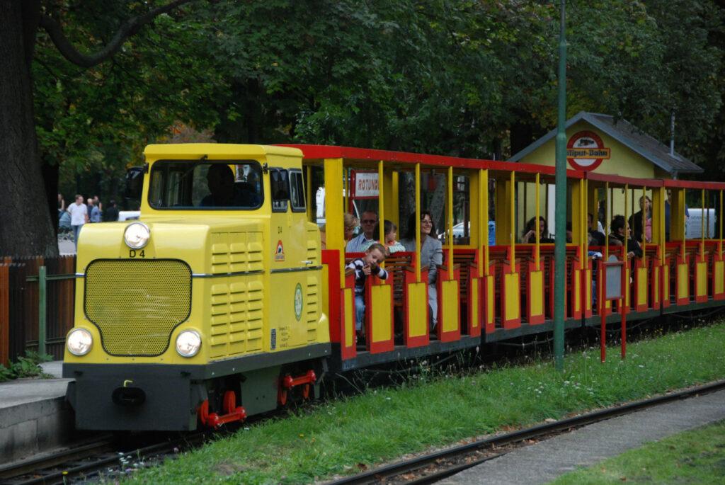 Liliputbahn - Bontour
