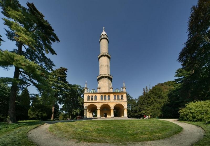 Lednický minaret - Bontour