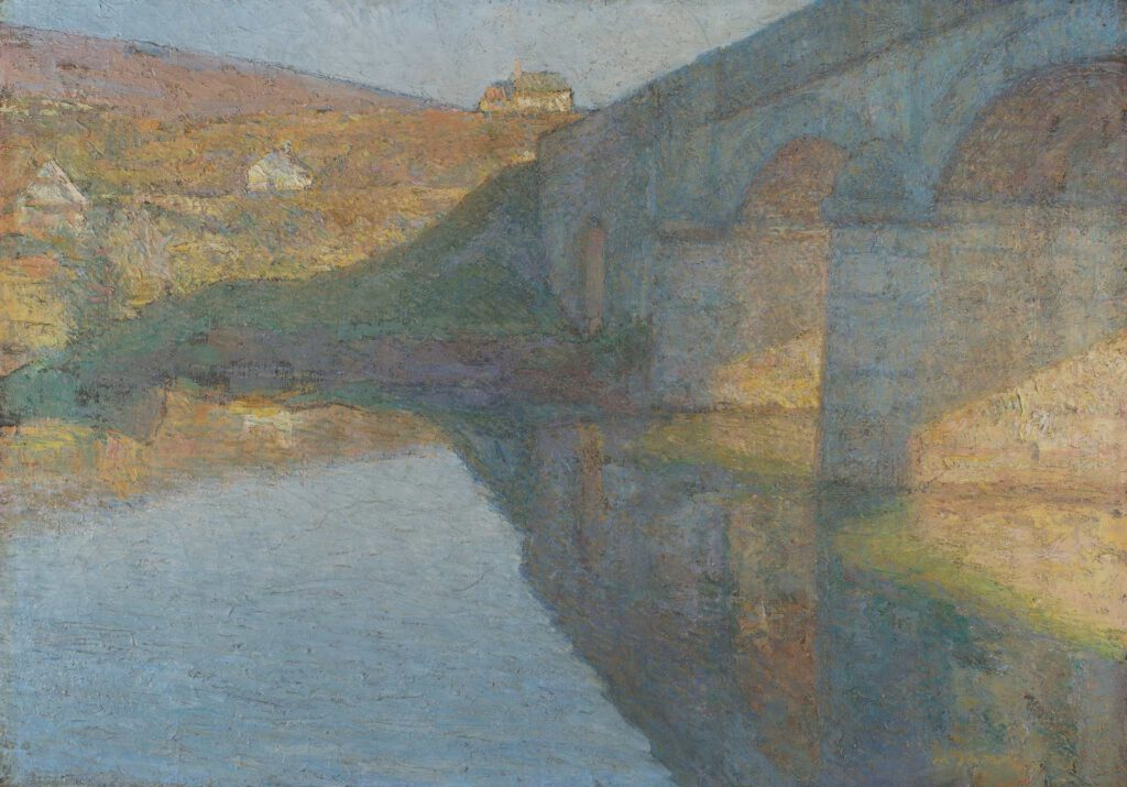 Slovinský impresionismus - Bontour
