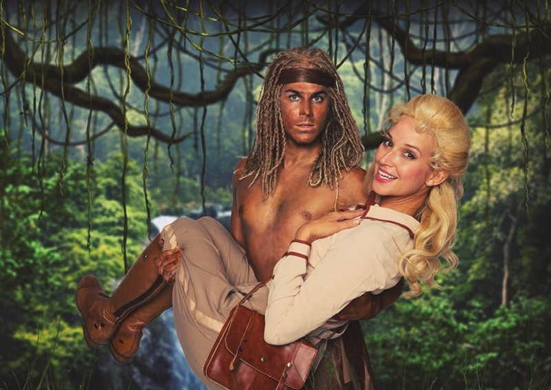 Muzikál Tarzan