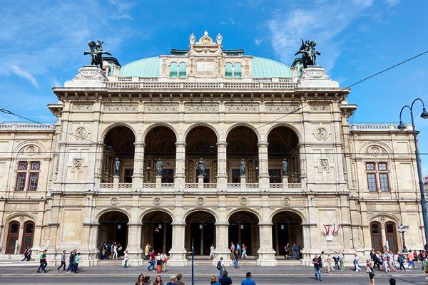 Opera Vídeň - Bontour