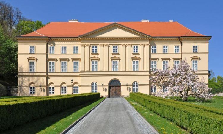 Zámek Boskovice, hrad Svojanov, hrad Pernštejn