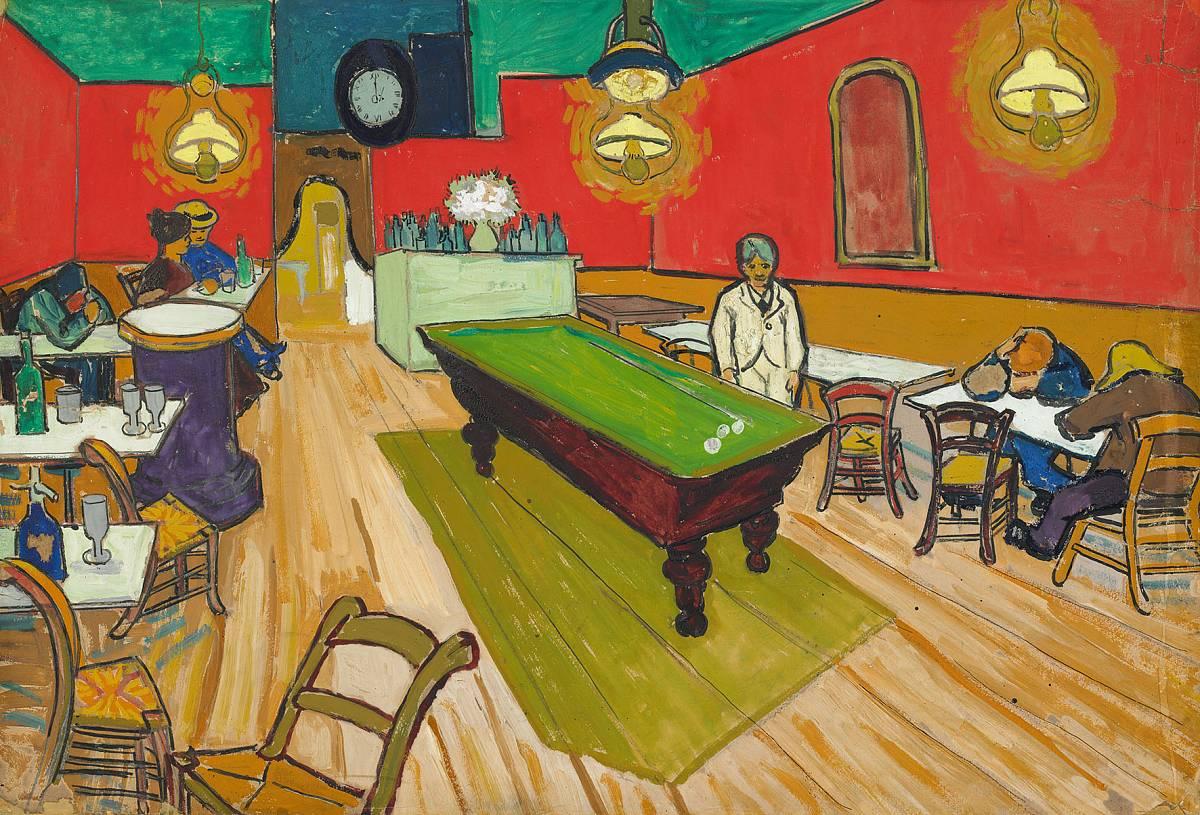 Vídeň s návštěvou Albertiny - výstava ze sbírky Hahnloser (Van Gogh, Cézanne, Matisse, Hodler)