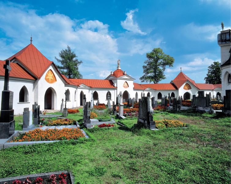 Kostel na Zelené Hoře - Bontour