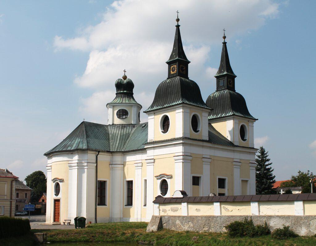 Kostel svatého Václava ve Zvoli - Bontour