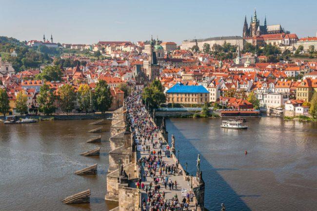 Za krásami Prahy - Bontour